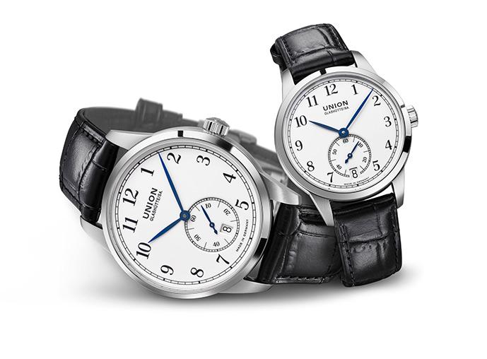 Uhren von Union Glashütte
